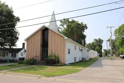 Warsaw Single Family Home For Sale: 600 Oldfather Street