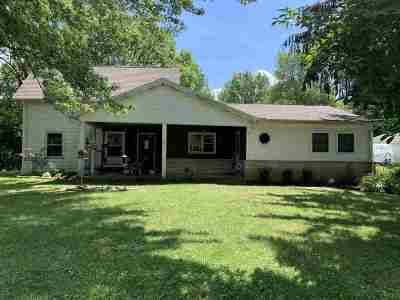 Marion Single Family Home For Sale: 5004 S Meridian Street