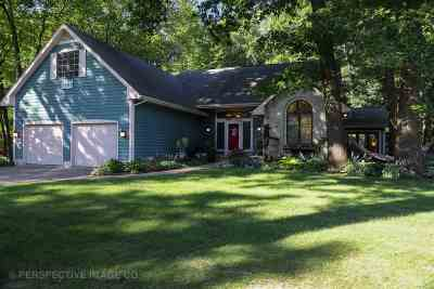 Warsaw Single Family Home For Sale: 1599 S Meadow