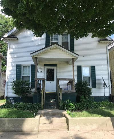 Noble County Single Family Home For Sale: 120 N Summit Street