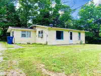 Wabash Single Family Home For Sale: 839 B W Dora Road