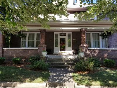 Huntingburg Single Family Home For Sale: 419 N Geiger Street