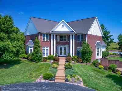 Evansville Single Family Home For Sale: 7018 Steeplechase Drive