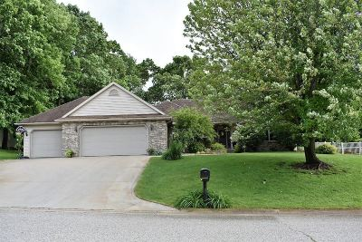 Goshen Single Family Home For Sale: 20308 Fieldstone Crossing Drive