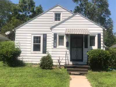 Elkhart Single Family Home For Sale: 530 Concord Avenue