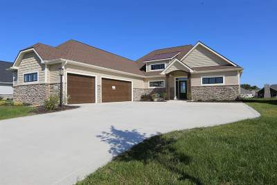 Fort Wayne Condo/Townhouse For Sale: 8486 Raceborg Place