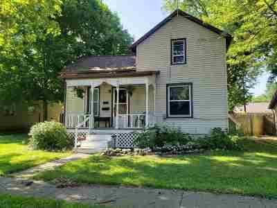 Dekalb County Multi Family Home For Sale: 115 Washington Street