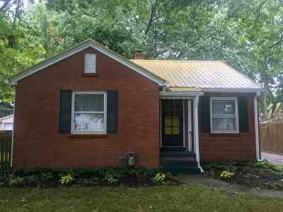 Evansville Single Family Home For Sale: 110 S Fairlawn Drive