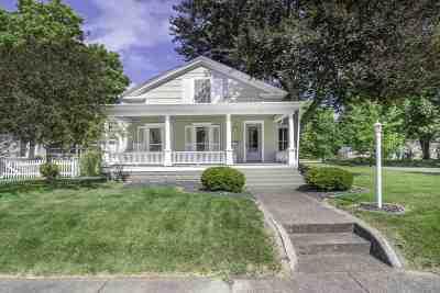 Elkhart Single Family Home For Sale: 130 Glendale Avenue