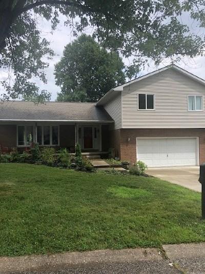 Newburgh Single Family Home For Sale: 5188 E Timberwood Drive