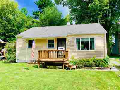 Wabash Single Family Home For Sale: 1448 Pike Street