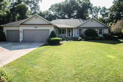 Elkhart Single Family Home For Sale: 51771 Tall Pines Drive