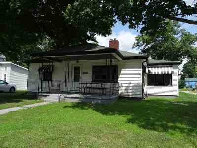 Noble County Single Family Home For Sale: 199 Sylvan Avenue