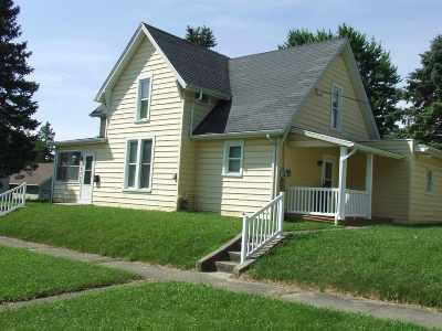 Huntington Single Family Home For Sale: 906 Polk Street