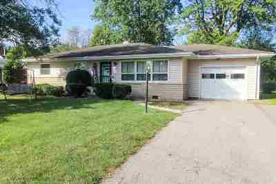 Gas City Single Family Home For Sale: 409 N 6th Street