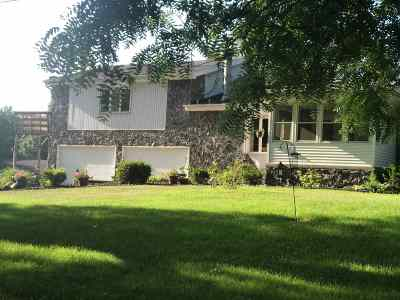 South Bend Single Family Home For Sale: 27150 Kline Trail