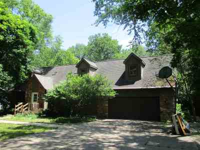 Elkhart Single Family Home For Sale: 51246 Shady Lane