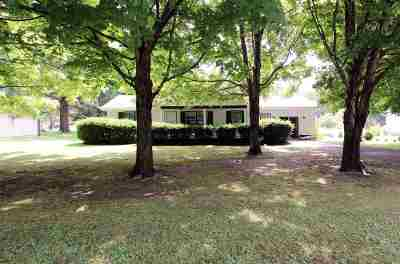 Jonesboro Single Family Home For Sale: 5899 E Poe Drive