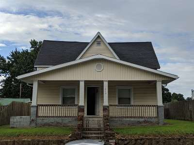 Boonville Single Family Home For Sale: 410 E Maple Street