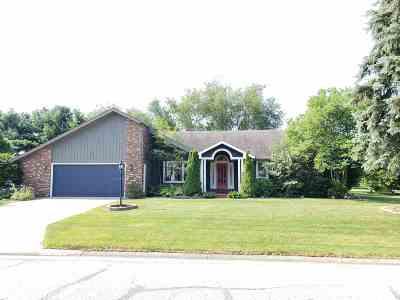 Granger Single Family Home For Sale: 15186 Hunting Ridge Trail
