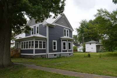 Garrett Single Family Home Cont-Accptngbackupoffers: 310 S Franklin Street