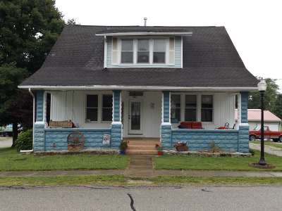 Holland Single Family Home For Sale: 208 S Second Street