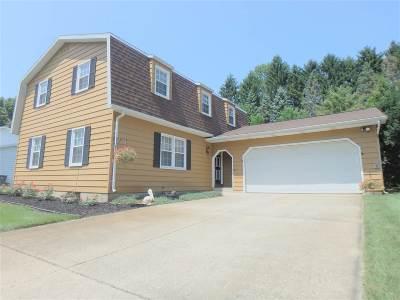 Granger Single Family Home For Sale: 16655 Valley Forge Lane