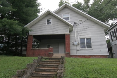 Huntingburg Multi Family Home For Sale: 414 Jackson Street