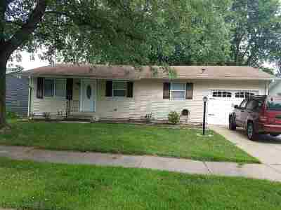 Kendallville Single Family Home For Sale: 1007 S State Street