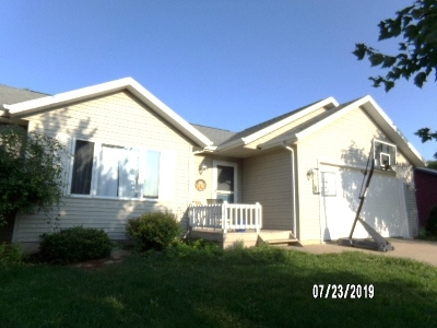 Angola Single Family Home For Sale: 945 N 280 W