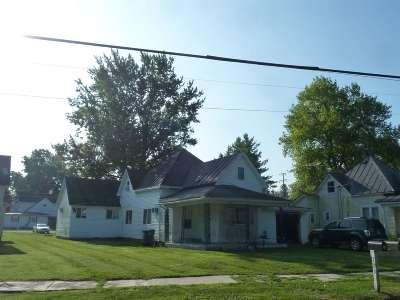 Fairmount Multi Family Home For Sale: 723 Henley Avenue
