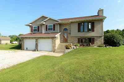 Upland Single Family Home For Sale: 8771 E 750 South