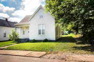 Boonville Single Family Home For Sale: 315 E Maple Street