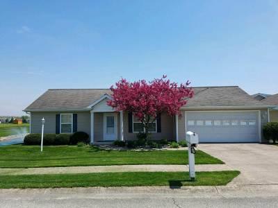 Gas City Single Family Home For Sale: 72 Cobblestone Boulevard
