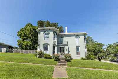 Spencer County Single Family Home For Sale: 202 S 3rd Street