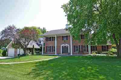 South Bend Single Family Home For Sale: 52429 Connaughton Court