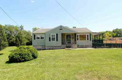 Upland Single Family Home For Sale: 731 S Main St Street