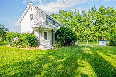 St. Joseph County Single Family Home For Sale: 72108 Willow Trail