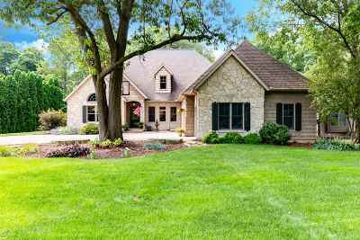 Middlebury Single Family Home For Sale: 10067 Crabapple Lane