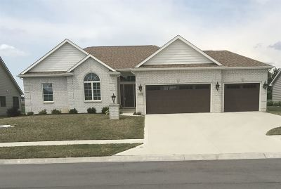 New Haven Single Family Home For Sale: 3325 Landin Meadows Run