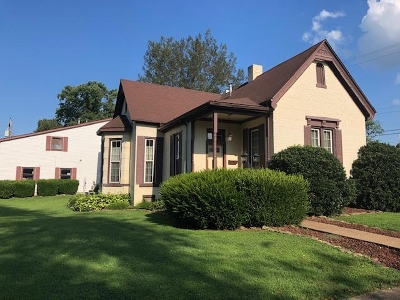 Boonville Single Family Home For Sale: 722 S Fourth Street