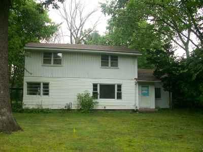 Mishawaka Single Family Home For Sale: 1824 E Jefferson