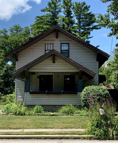 Upland Single Family Home For Sale: 386 S Main St Street
