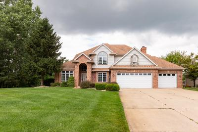 Granger Single Family Home For Sale: 11317 S Lake Drive