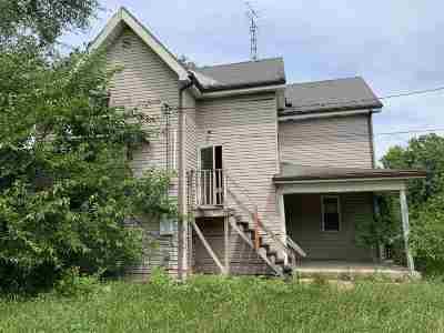 Marion Multi Family Home For Sale: 2814 S Nebraska Street