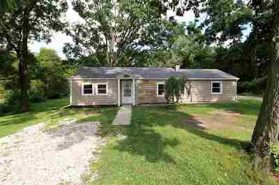 Marion Single Family Home For Sale: 1201 S Bethlehem Road