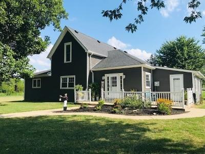 Converse Single Family Home For Sale: 10842 S 1050 E