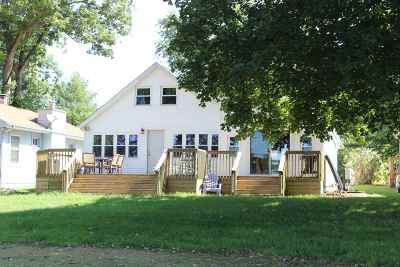 Noble County Single Family Home For Sale: 10671 N Oak Knoll Road