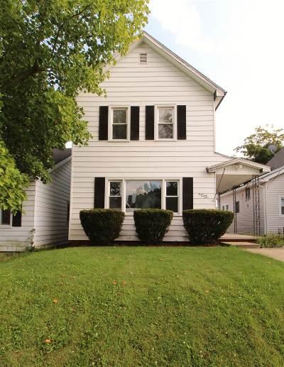 Gas City Single Family Home For Sale: 324 E S B Street