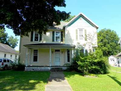 Spencer County Single Family Home For Sale: 610 Main St Street